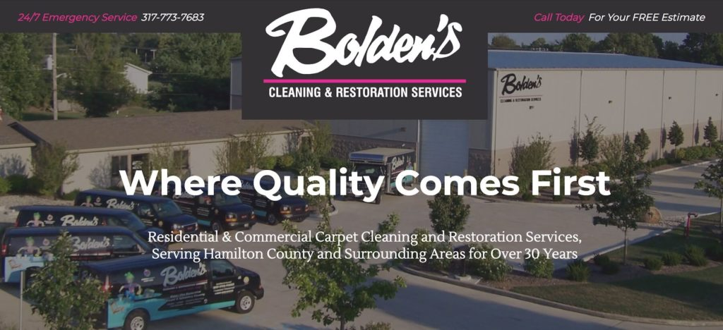 Boldens Flood Restoration Company